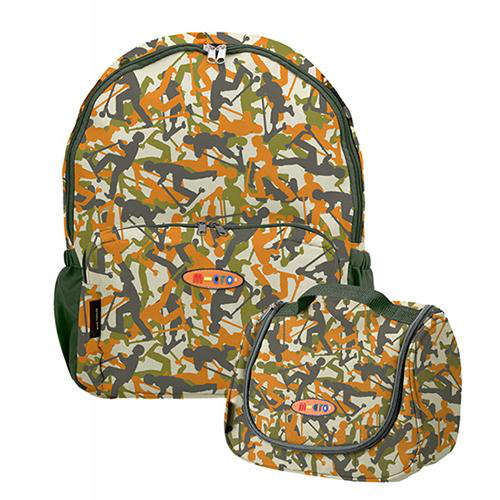 Micro - Maxi Backpack &