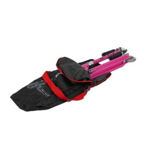 Micro - Scooter Bag Red Straps