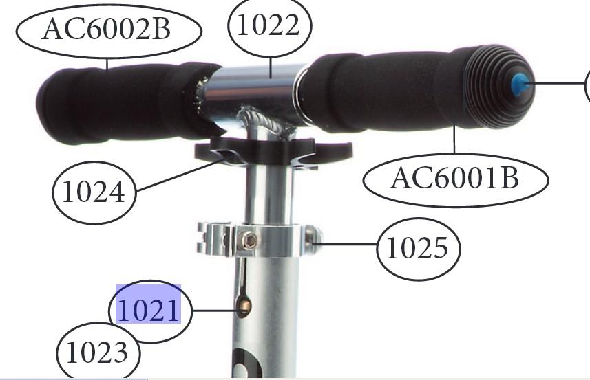 Micro - Tube de liaison en