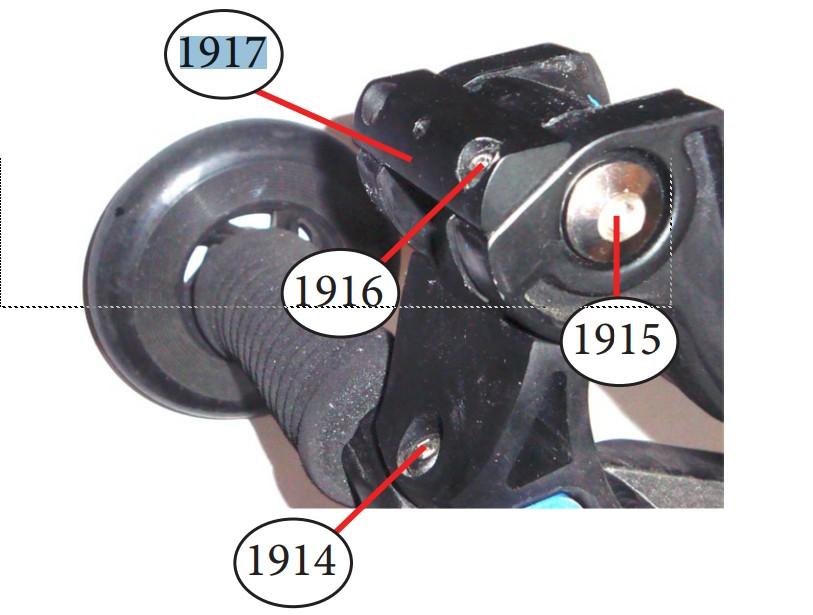Micro - Arrêt de rondelle