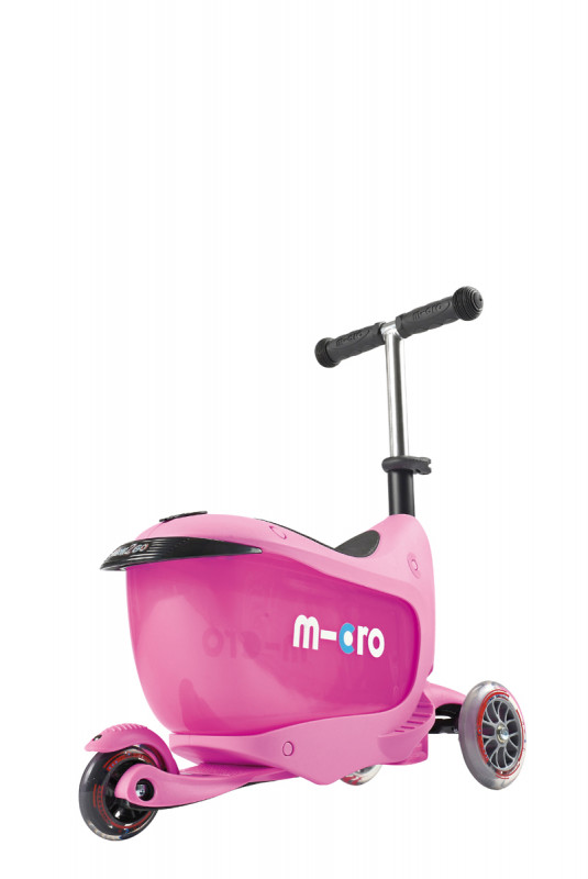 Micro Mini2go Deluxe Rose