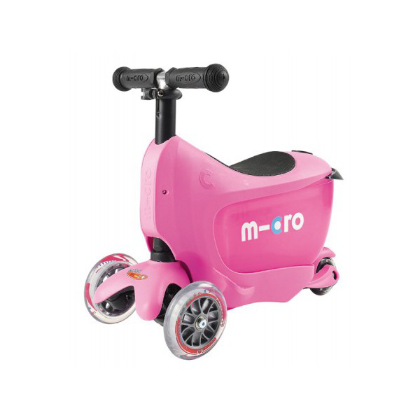 Micro Mini2go Deluxe Rose