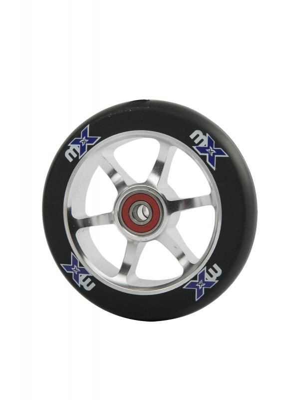 micro roue 110 mm swiss. Black Bedroom Furniture Sets. Home Design Ideas
