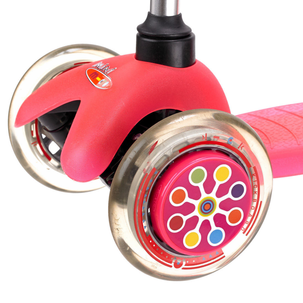 Micro- Rad Whizzer Neon Dot