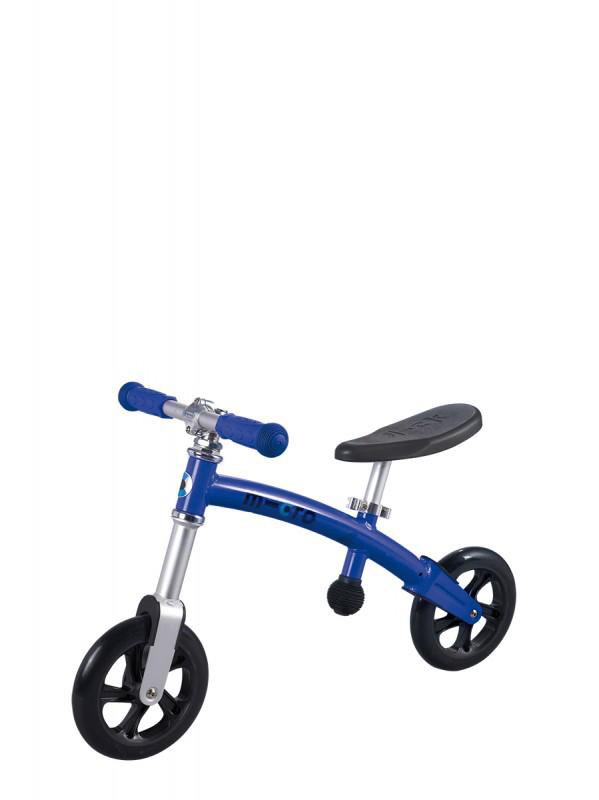 Micro- G-Bike + lumière saphir