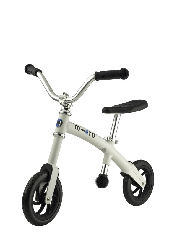 Micro G-bike Chopper Blanc
