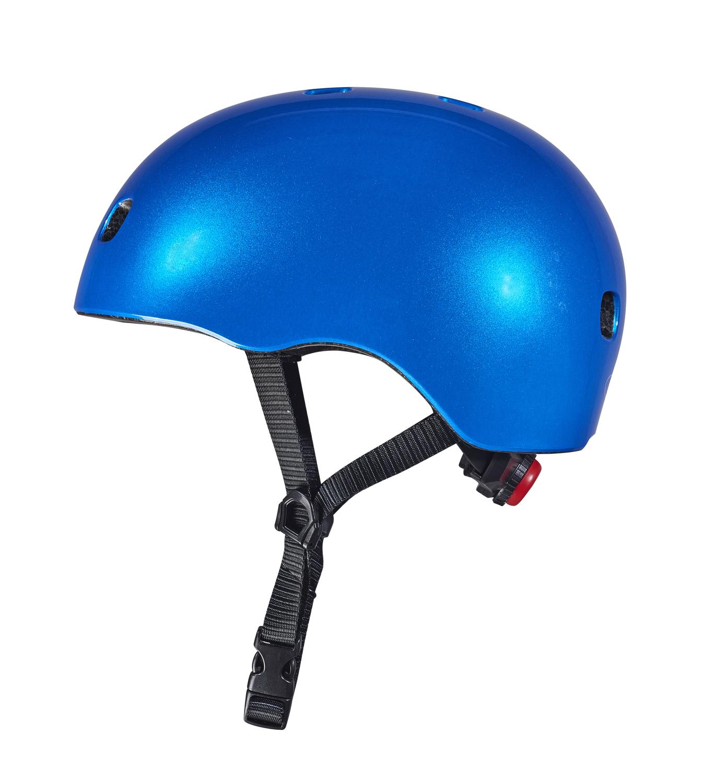 Micro - casque bleu foncé