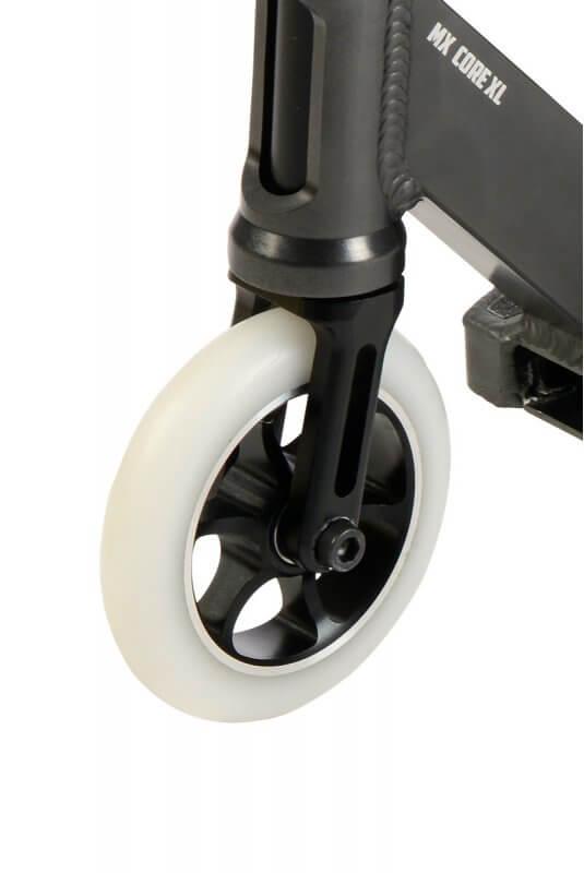 Micro - Roue 120mm Blanc/Noir