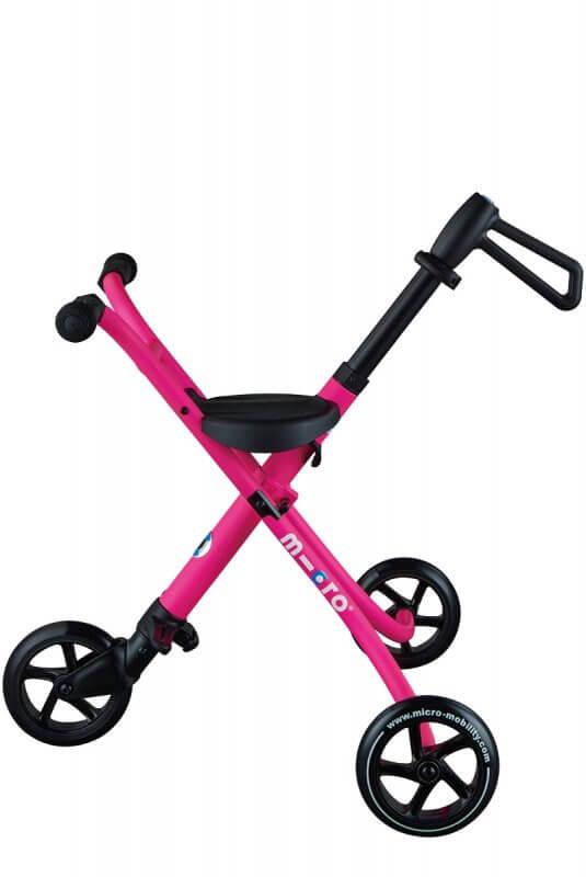 Micro - Trike XL Rose choc