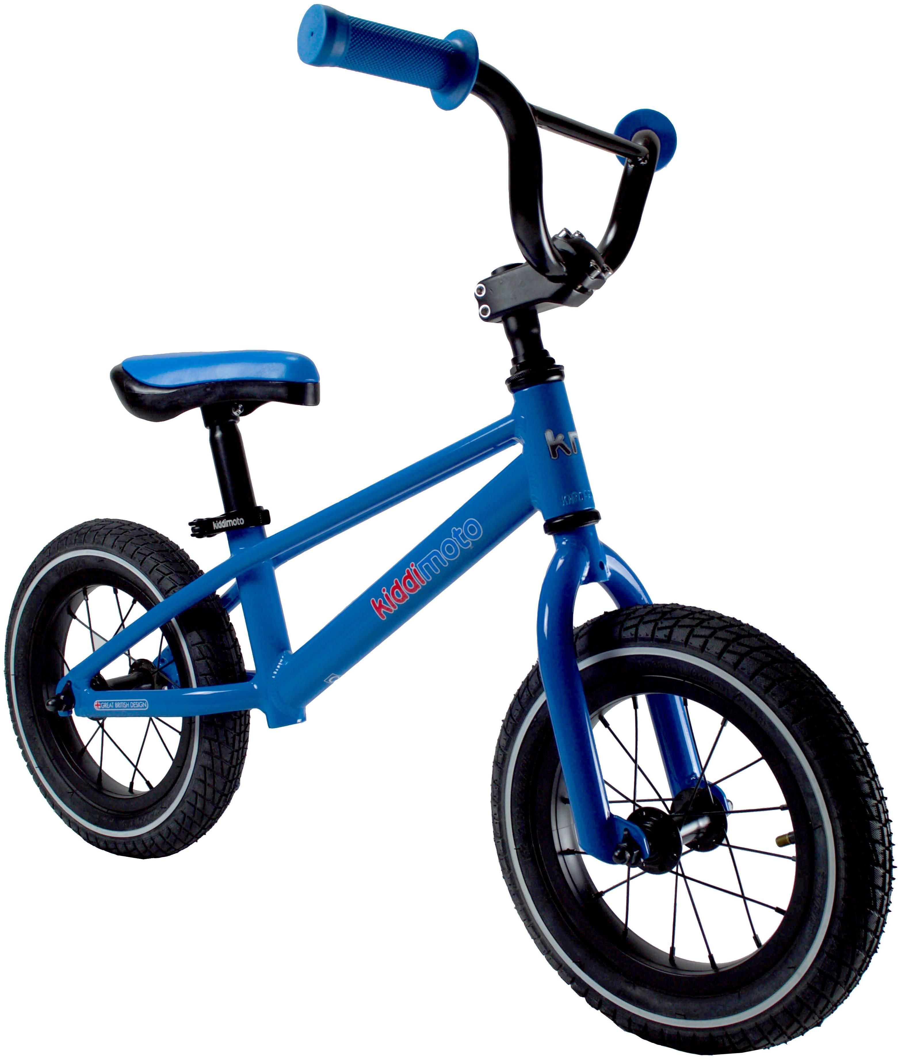 Kiddimoto Kinder-BMX  bleu