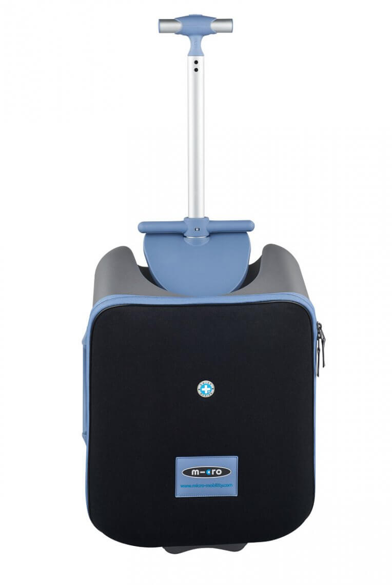 Micro Luggage Eazy Ice Blue